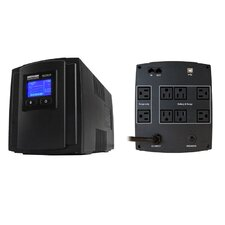 Uninterruptible Power Supply with LCD