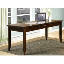 <strong>kathy ireland Home by Martin Furniture</strong> Tribeca Loft Cherry Writing Desk
