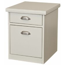 Tribeca Loft 2-Drawer Rolling File