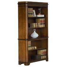 Kensington 5 Shelf Wood Bookcase