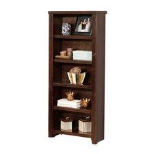 "Tribeca Loft - Cherry 61"" Bookcase"