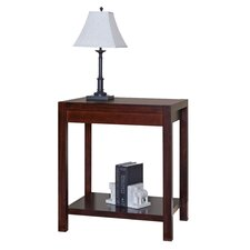 Carlton Office Corner End Table