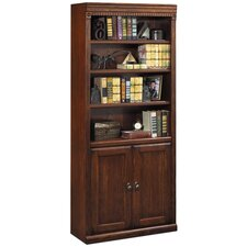 "Huntington Oxford 72"" H Bookcase with Lower Doors"