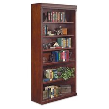 "Huntington Oxford 72"" H Six Shelf Bookcase"