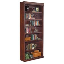"Huntington Oxford 84"" H Seven Shelf Bookcase"