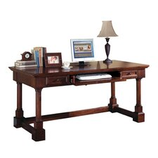 Mt. View Office Writing Desk with Keyboard Drawer