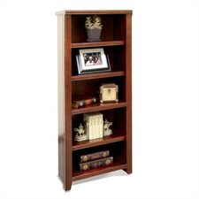 "Tribeca Loft 61"" H Cherry Bookcase"