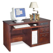 Huntington Club Single Pedestal Computer Desk