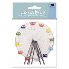 Ferris Wheel Embellishment