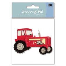 Tractor Embellishment
