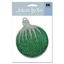 3-D Non-Adhesive Ornament Embellishment