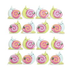 Repeats Snail Stickers