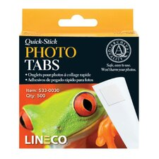 Mylar Photo Tabs