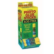 Photo Glue Stick Display (Set of 30)