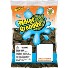 Water Grenade Premium Water Balloon (Set of 36)