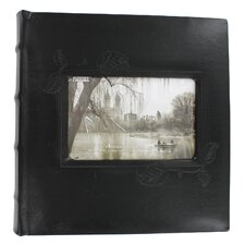 Embossed Book Photo Album