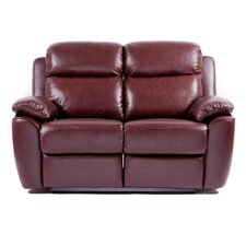 Kansas Bonded Leather 2 Seater Sofa