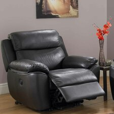 Kansas Bonded Leather Recliner Chair