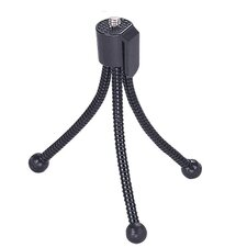Tabletop Wire Tripod with Pocket Clip