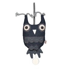 <strong>Oots</strong> Esthex Hendrik Owl Musical Stuffed Animal