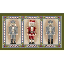 <strong>Brumlow Mills</strong> Nutcracker Suite Novelty Rug