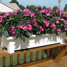 Rectangular Deck Planter