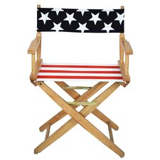 """Extra-Wide Premium 18"""" Director Chair"""