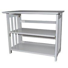 "Bookcase 29"" TV Stand"