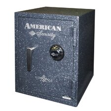 <strong>Amsec</strong> 2 Hr Fireproof and Impact Dial Lock Security Safe