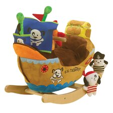 <strong>Charm Company</strong> Pirate Ship Rocker