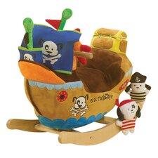 Pirate Ship Rocker