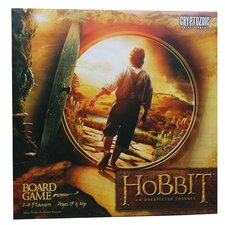 The Hobbit An Unexpected Journey Board Game