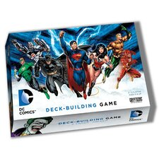 DC Comics Deck-Building Board Game