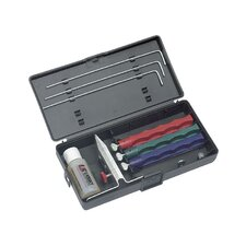 Lansky 3 Whetstones Sharpening Set