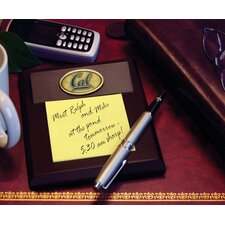 NCAA Memo Pad Holder