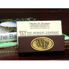 NCAA Business Card Holder