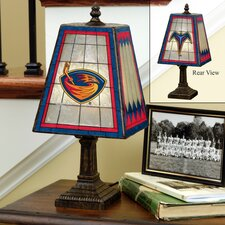 NHL Art-Glass Table Lamp