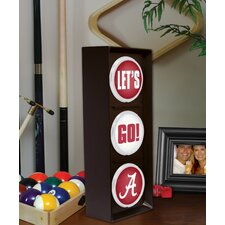 "NCAA ""Let's Go"" Table Lamp"