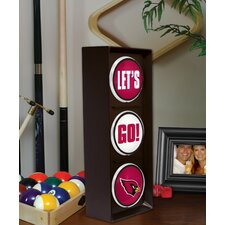 "NFL ""Let's Go"" Table Lamp"