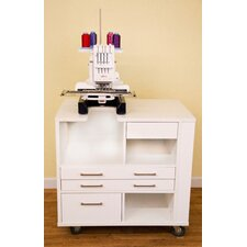 Ava Embroidery Sewing Cabinet for Janome/Elna