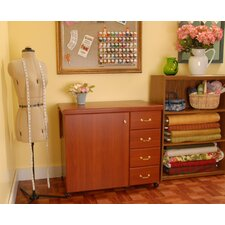 <strong>Arrow Sewing Cabinets</strong> Marilyn Sewing Cabinet