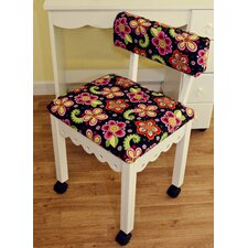 Sewing Chair with Underseat Storage
