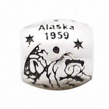 US State Bead Charm