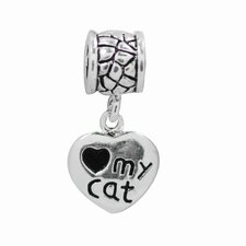 My Cat Dangle Fashion Charm