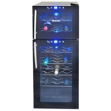 21 Bottle Thermoelectric Wine Refrigerator