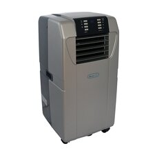 Portable Air Conditioner and Heater with Remote