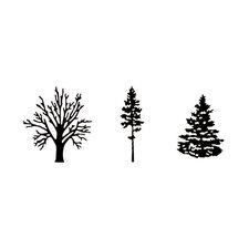 Frosty Memories Winter Trees