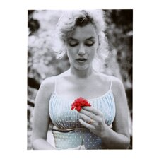 Marilyn 1951 Canvas Wall Art