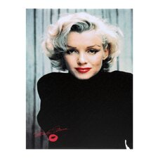 Marilyn 1952 Canvas Wall Art