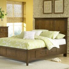 Paragon Storage Panel Bed